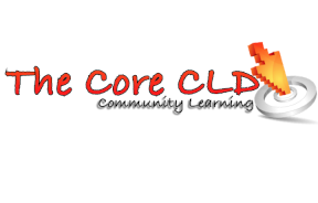 Core CLD Logo, youth project in Pollok