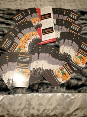 Food Vouchers for Glasgow